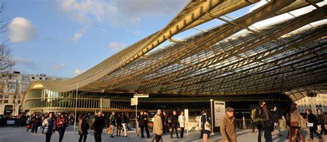 Canopée Des Halles  Une Fuite à Un Million D'euros  Le Point