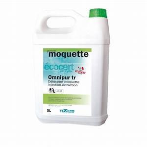Produit Nettoyage Moquette : omnipur tr d tachant moquette ecocert ~ Premium-room.com Idées de Décoration