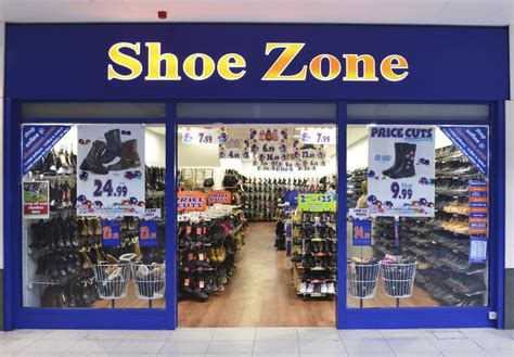 shoe zone woking shopping centre   stores