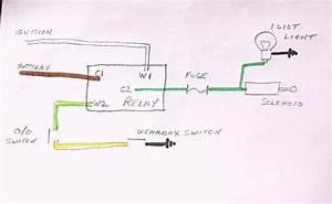 U0026quot D Type U0026quot  Overdrive Wiring Schematic   Herald  U0026 Vitesse