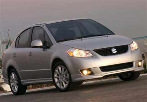 2008 Suzuki Sx4 by Suzuki Sx4 Sedan 2008