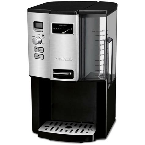 If you require coffee makers, then look no further because the best cuisinart coffee makers are here. Cuisinart Coffee on Demand 12 Cup Programmable Coffeemaker