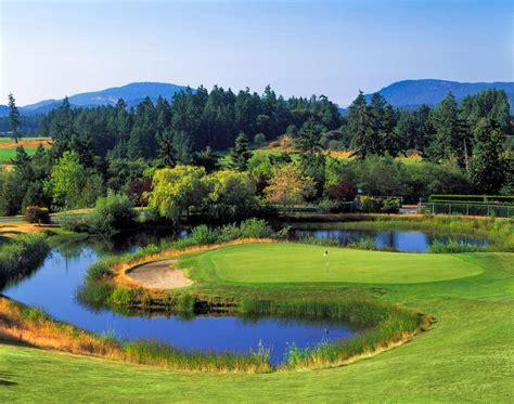 golf courses victoria vancouver island arbutus ridge
