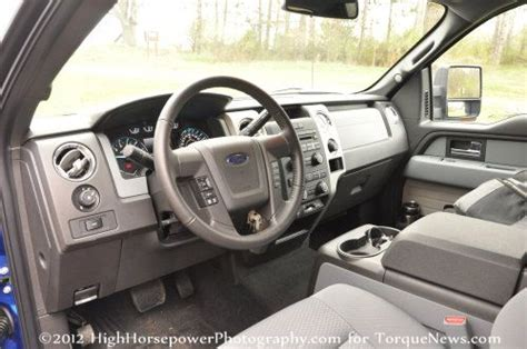 front interior    ford   xlt ecoboost