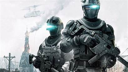 Recon Ghost Wallpapers Clancy Tom Cool Future