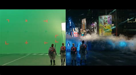 Image Works Ghostbusters Vfx Breakdown By Sony Pictures Imageworks