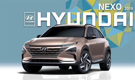 2019 Hyundai Nexo   Fuel Cell Electric Vehicle (FCEV) SUV ...