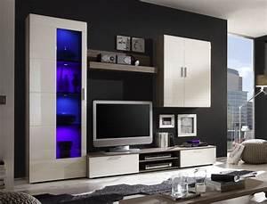 Wohnwand Sofort Lieferbar : wohnwand shane 265x197x47cm magnolie hochglanz schrankwand wohnzimmer wohnbereiche wohnzimmer ~ Eleganceandgraceweddings.com Haus und Dekorationen