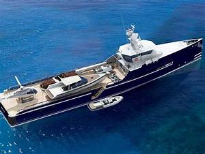 The Latest Trend In Yachts Is A  U0026 39 Support Yacht U0026 39  To Carry