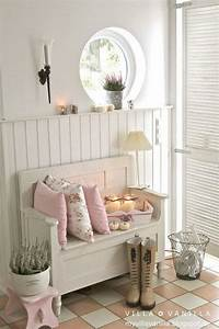 Shabby Chic Herstellen : best 25 shabby chic entryway ideas on pinterest ~ Indierocktalk.com Haus und Dekorationen
