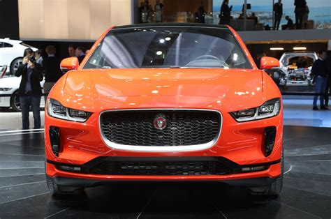 Photos! Cars Of The 2018 Geneva Auto Show