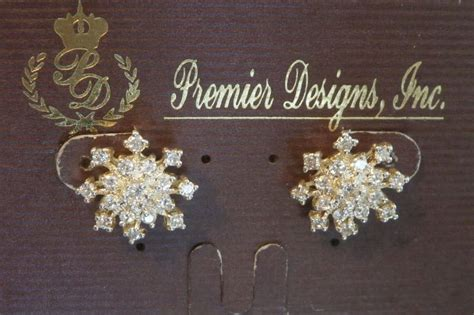 Flurries Retired Premier Designs Earrings