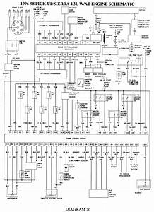 Wiring Diagram 98 Chevy 2500