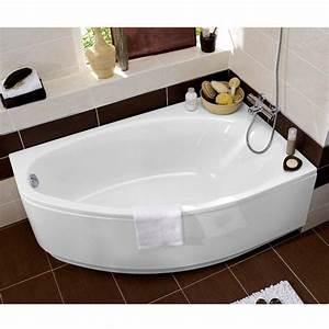 Baignoire Angle 120x120 : 136 best images about salle de bain on pinterest ~ Edinachiropracticcenter.com Idées de Décoration