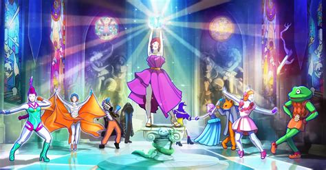 Just Dance 2021 Season 1 Includes New Songs, Tournaments ...