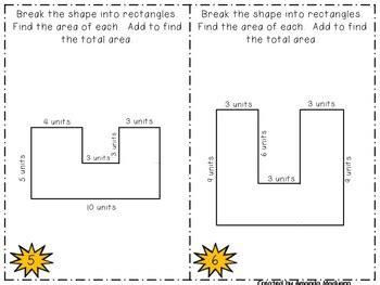 Third Grade Area Centers By Amanda Madugno  Teachers Pay Teachers