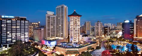 Hotel in Singapore - Orchard Road | Singapore Marriott ...