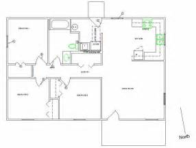 simple home floor plans home ideas simple home plans