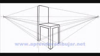 Comment Dessiner Une Chaise Longue by Dessin D Une Chaise En Perspective Comment Dessiner