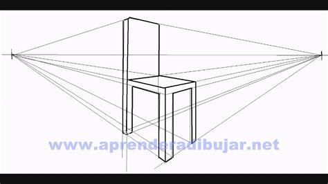 dessin d 39 une chaise en perspective comment dessiner