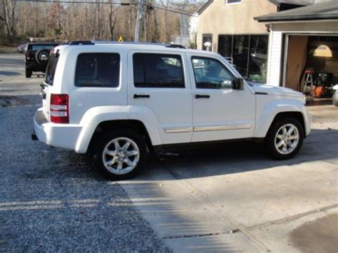 crashed jeep liberty find used 2008 jeep liberty ltd rebuildable salvage