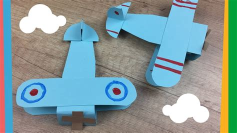 paper airplane craft easy diy project  kids customize