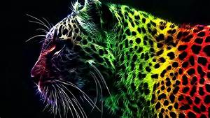 Abstract Cheetah
