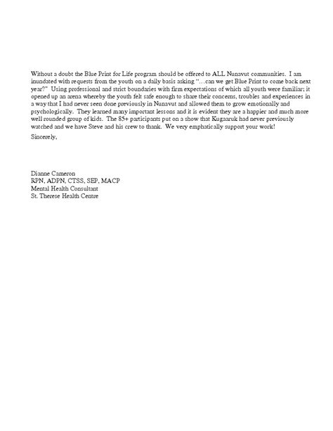 fbla format guide cover letter letter of recommendation for youth leader cover letter
