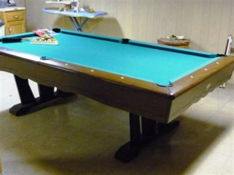 all in one pool table ati all tech industries 8 pocket pool table 4 x7 1 2