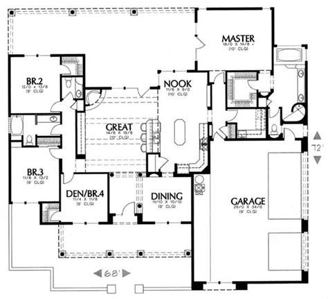 draw house plans for free draw house plans free smalltowndjs com