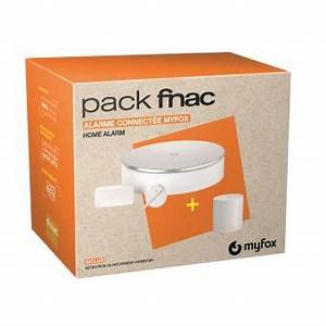 Pack Alarme Somfy : pack fnac alarme myfox somfy home alarm d tecteur de ~ Melissatoandfro.com Idées de Décoration