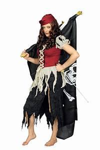 Damen Kostüm Piratin : piraten kost m damen kost m pirat damen lumpen piratin kost m kost me ~ Frokenaadalensverden.com Haus und Dekorationen