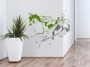 Tattoos Für Die Wand : wandtattoo um die ecke kleben kreative wohnideen ~ Orissabook.com Haus und Dekorationen