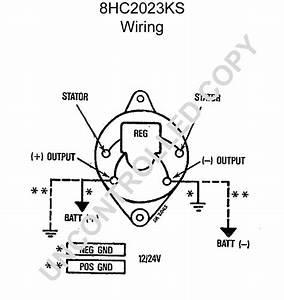Leece Neville Alternator Wiring Diagram