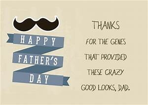 Free Printable Father's Day Cards for Kids