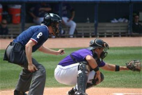 Baseball: The Catcher