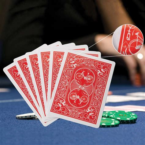 4.6 out of 5 stars. Secretly Marked Playing Cards Standard Size Deck,