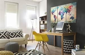 Büro Zuhause Einrichten : home office b roeinrichtung blog ~ Frokenaadalensverden.com Haus und Dekorationen