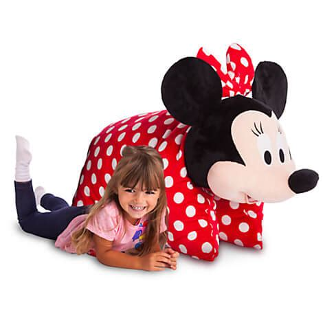 minnie mouse pillow pet new minnie mouse large pillow pet from disney