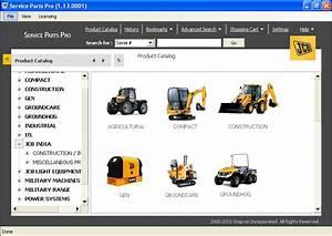 Jcb Spp 2013 Parts Catalog   Service Repair Manuals Download