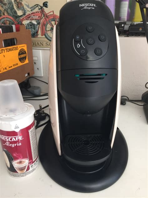 Skip the crowded shops and long waits. Tea & Coffee Makers - nescafe alegria coffee maker was sold for R600.00 on 18 Apr at 17:54 by ...