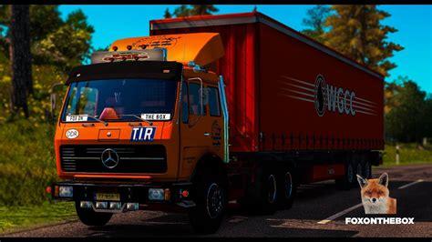 mercedes ng   dlc ready euro truck simulator