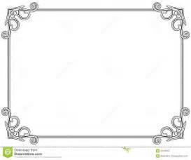 invitation for wedding esquinas y fronteras ilustración vector imagen 41156037