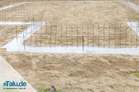 Wie Wandbeleuchtungen Richtig Einsetzen Kann by Streifenfundament F 252 R Bodenplatte In Nur 7 Schritten