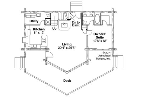 a frame cabin floor plans altamont 30 012 a frame house plans log home