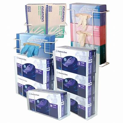 Glove Wall Box Holders Mounted Gloves Boxes