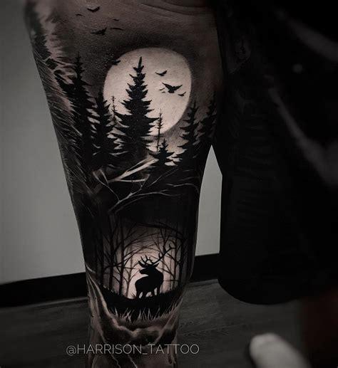 shadow realm  tattoo design ideas