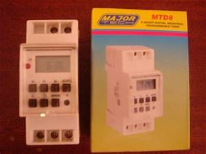 Other Electronics Digital Programmable Timer Mtd8