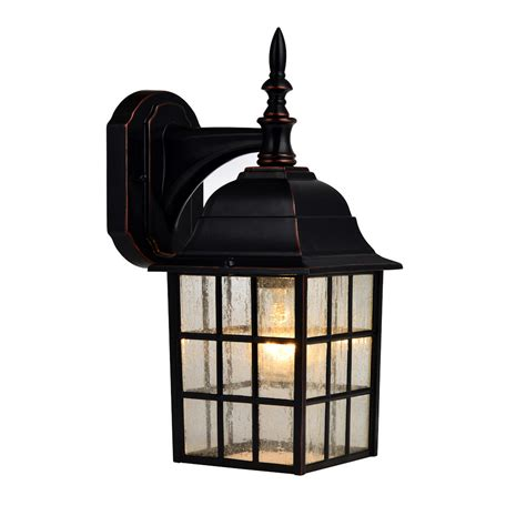 rubbed bronze outdoor exterior outdoor lighting