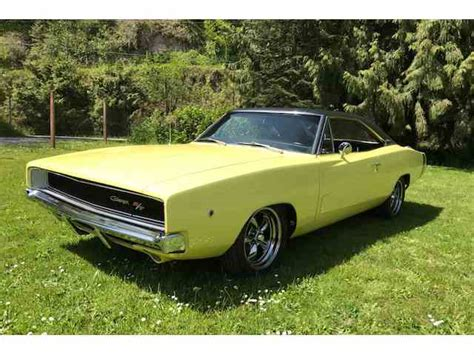 1968 Dodge Charger For Sale Cheap by 1968 Dodge Charger For Sale On Classiccars